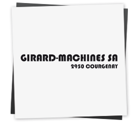 Girard-Machines